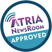 My blog is Atria approved!