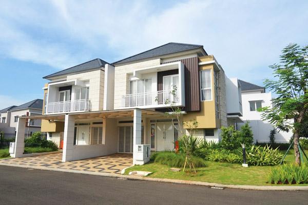 Kawasan Residential Summarecon Bekasi