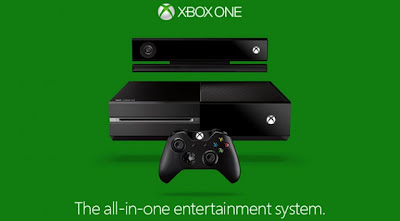 Xbox One All In One Entertainment