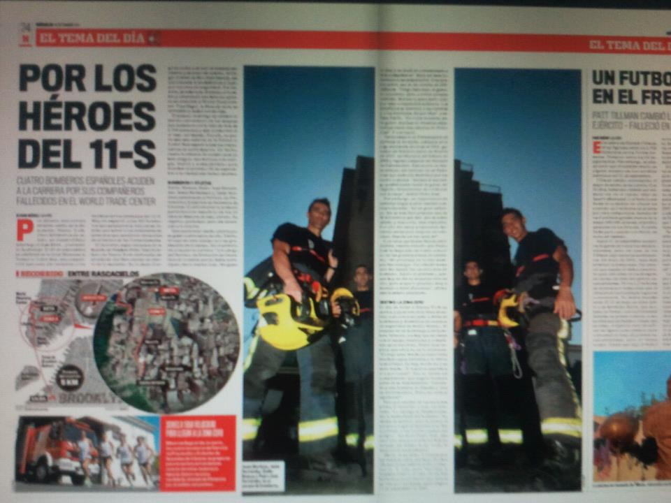 Diario Deportivo Marca 12 Septiembre 2011