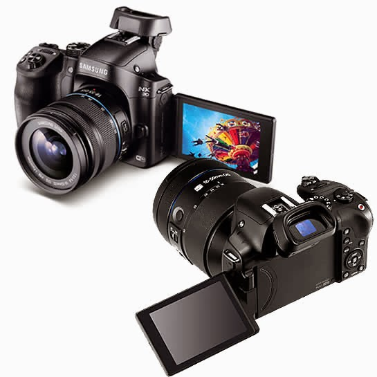 Adobe Photoshop Lightroom, Samsung NX30, super amoled, NFC, Wi-Fi, Full HD video, i-function, share photo, Android, iOS, smart mode, creative shot,