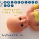 Teaching Body Parts to Toddlers