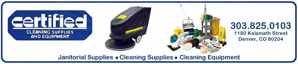 Janitorial Cleaning Supplies And Equipment Denver