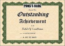 Premi Pons's Blog