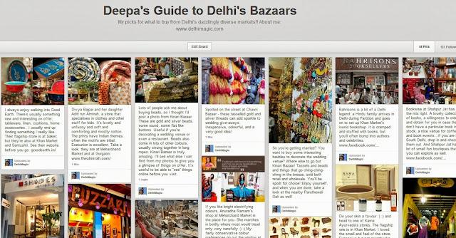 Deepa's Guide to Delhi's Bazaars