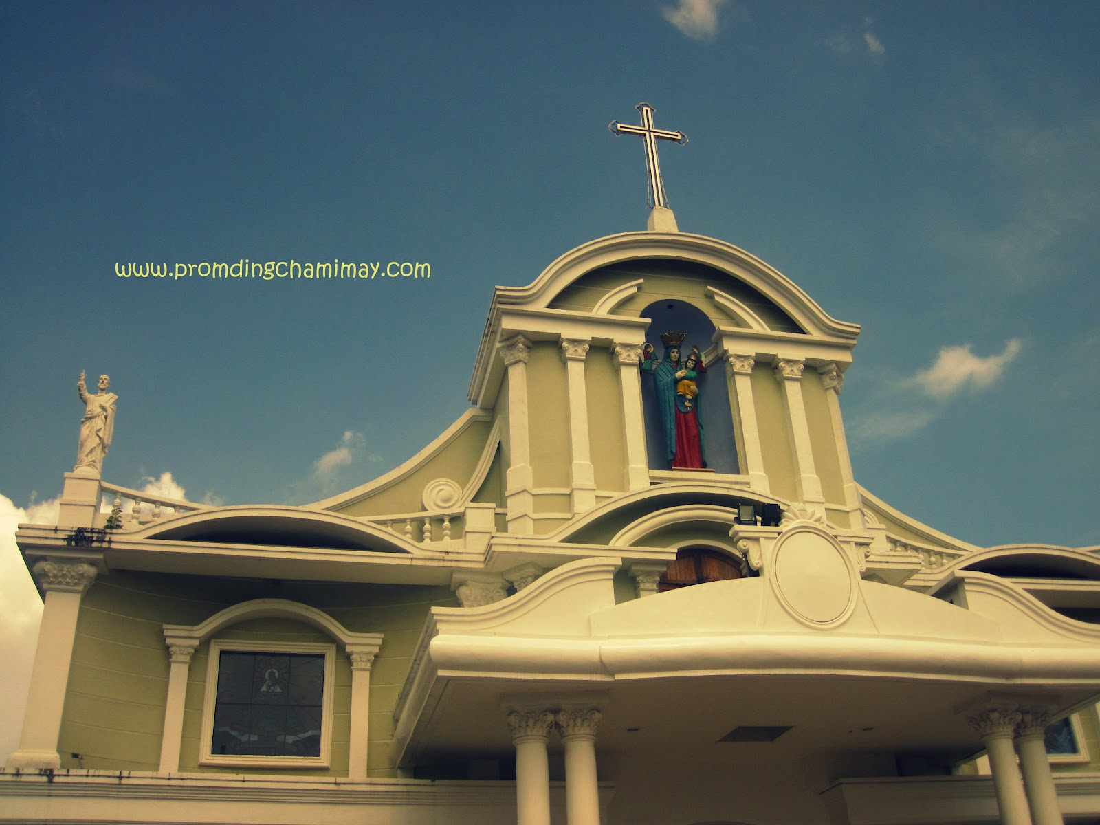 promding chamimay: our mother of perpetual help parish church
