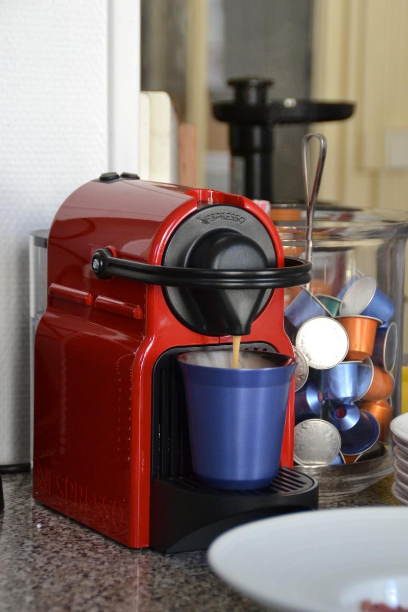 Les fabuleux petits dejeuners nespresso a bordeaux chez Bonjour Darling avec Les petites choses du monde de chacha, enfin moi, Mouchtique et Mademoiselle Modeuse