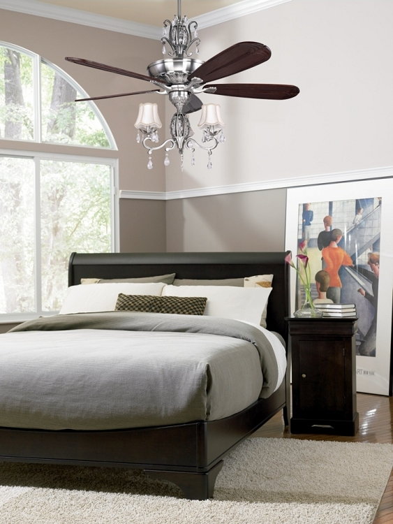 Dliteful Trends The War Over The Chandelier And Ceiling Fan In Master Bedroom