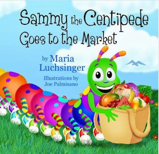 Sammy the Centipede Goes to Market