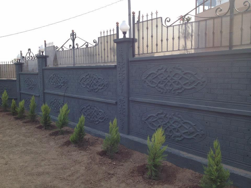 Bahçe duvar firması ankara ıstedığınız her desende bahçe