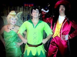 Santa Cruz Shopping apresenta  o clássico 'Peter Pan'