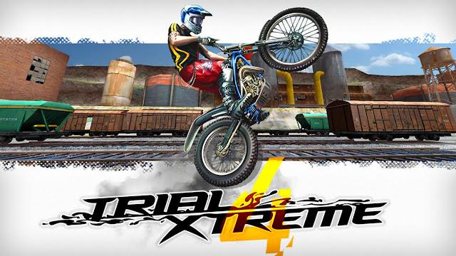 Trial Xtreme 4 v1.6.1 Apk + Datos SD Mod [Todo Desbloqueado]
