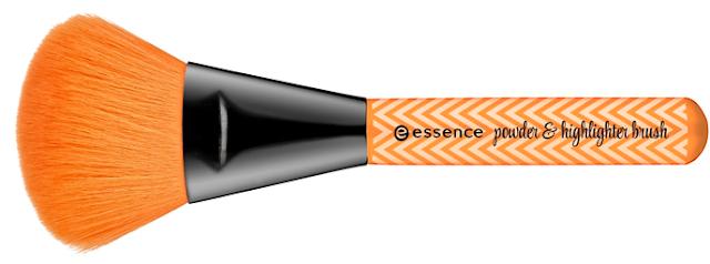 pennelli essence make me pretty
