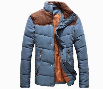 Padded Coat For Men