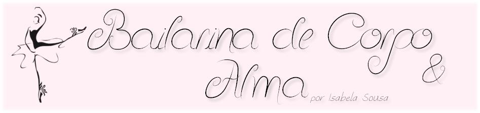 Bailarina de Corpo & Alma