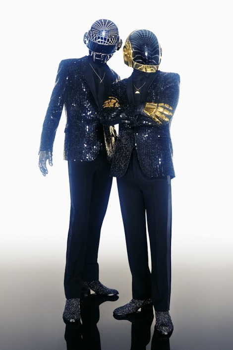 Daft Punk by Christian Anwander for GQ May 2013-2