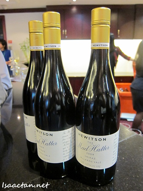 Wine Tasting With Dean Hewitson