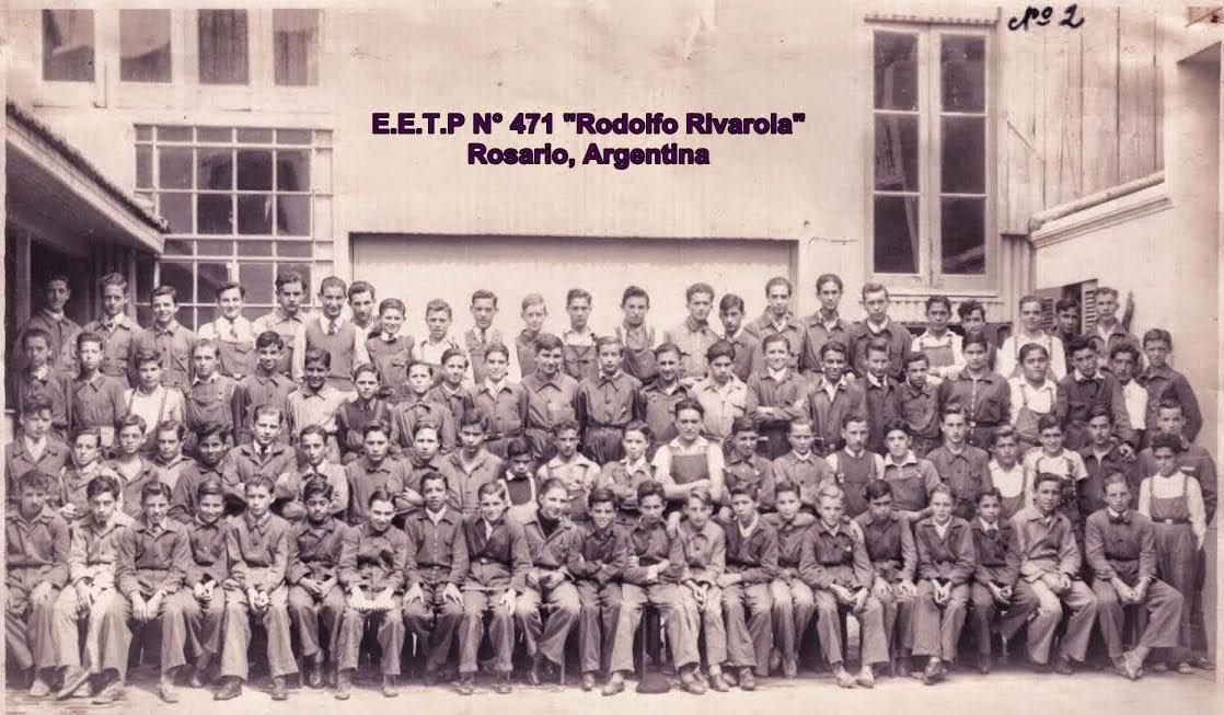 Historia de la EETP 471