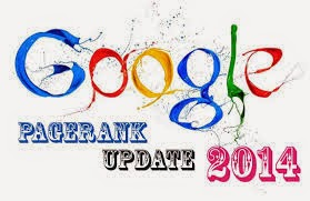 Pagerank 2014 Lama Tak Updated