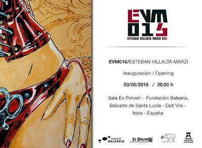 Galería. Esteban Villalta Marzi