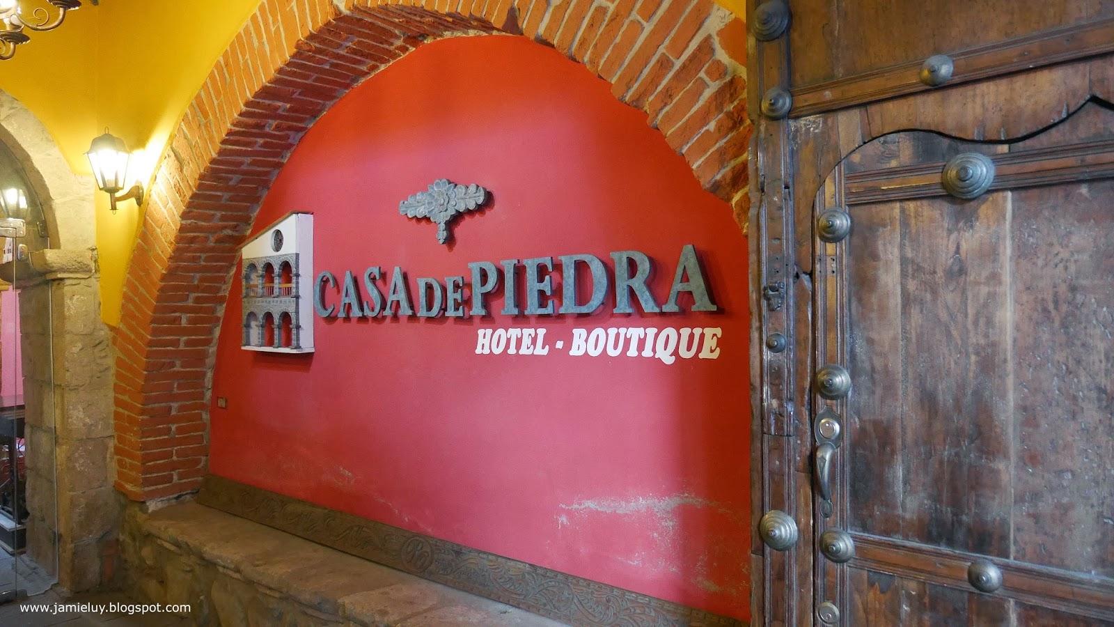 Jamie where i 39 d stay in la paz bolivia again - Casas de piedra ...