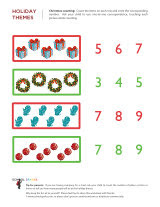 math worksheet : teaching blog addict free christmas math worksheets : Free Christmas Math Worksheets