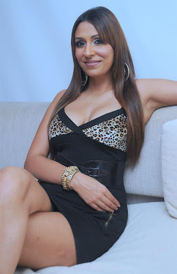 pooja mishra from a party for peta latest photos