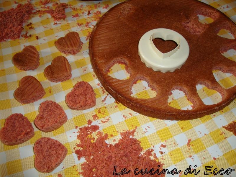 Dolcetti del riciclo la cucina di ecco for Isola cucina a forma di torta
