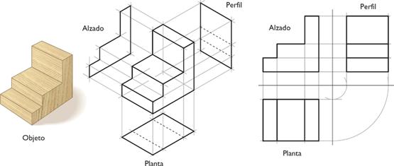 Blogtecno alzado perfil y planta - Alzado arquitectura ...