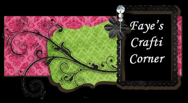 Faye's Crafti Corner