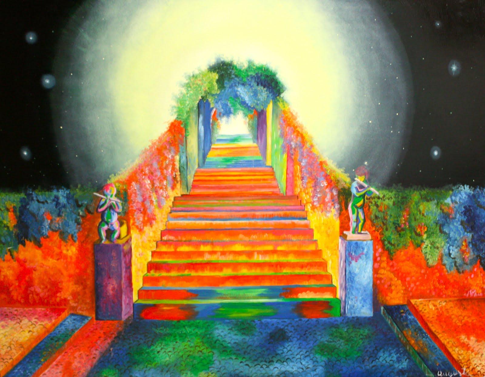 la scala del paradiso