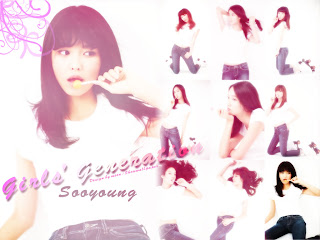 Sooyoung SNSD Wallpaper