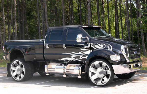 Car Bike Fanatics Ford S Monster Truck