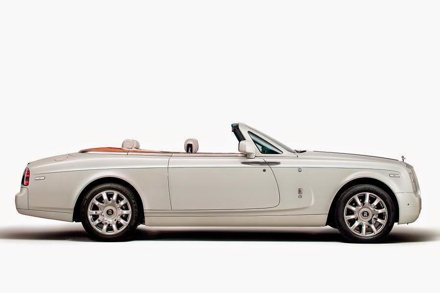 Rolls-Royce Maharaja Phantom Drophead Coupé (2014) Side