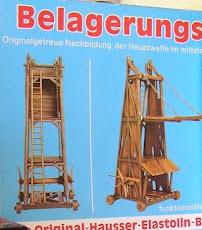 Montando una torre de asalto