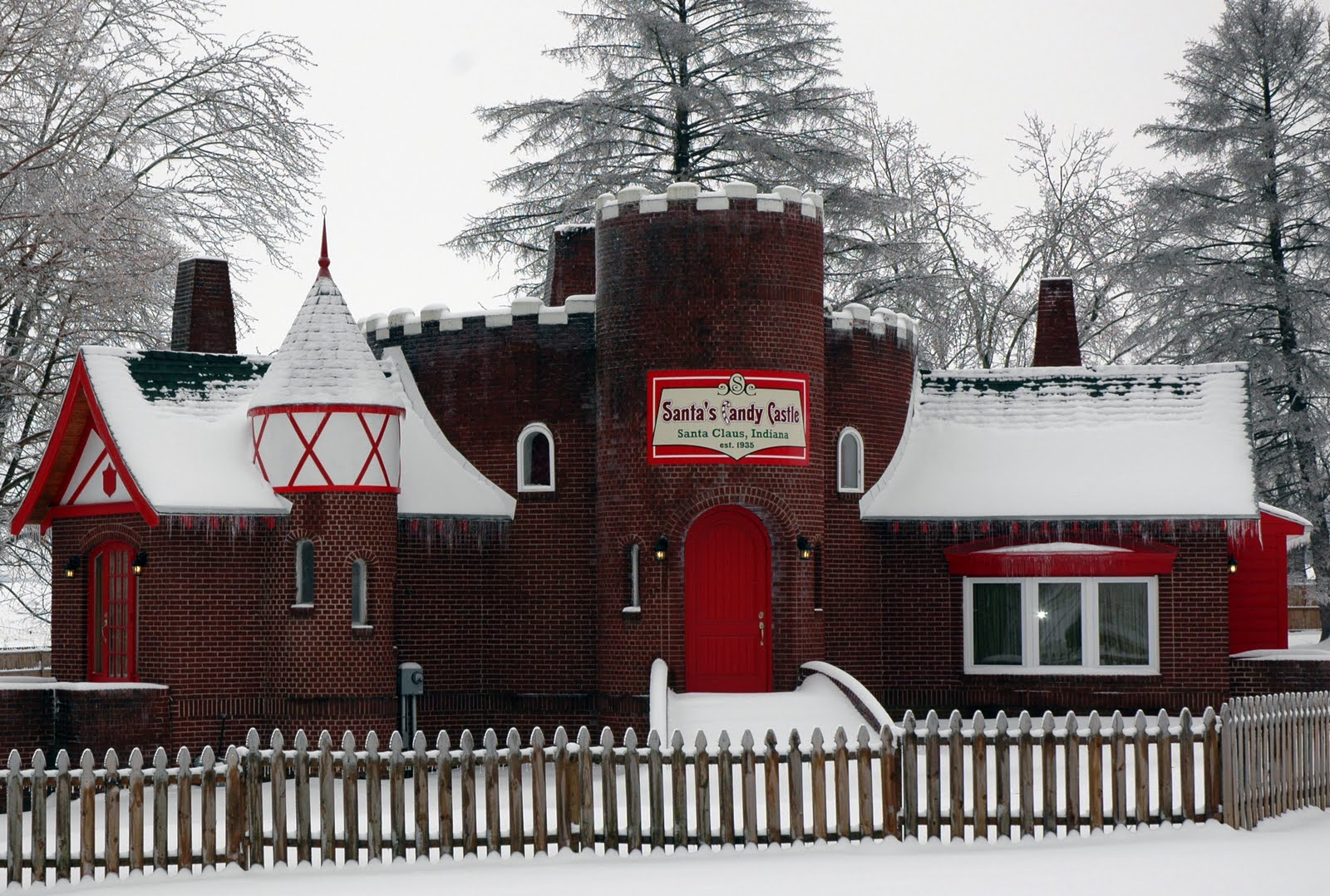Explore! Southern Indiana: Santa Claus Voted as One of the ...