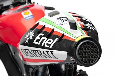 Ducati Desmosedici GP12 2012