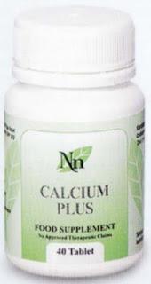 Calcium Plus Untuk membentuk dan mempertahankan tulang dan gigi yang sehat