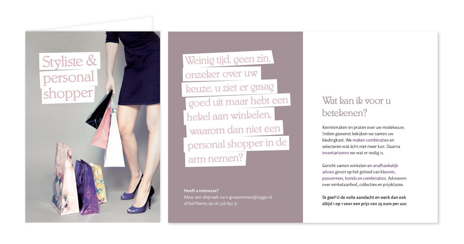 little smilemakers studio > personal stylist shopper flyer design personal stylist shopper flyer design