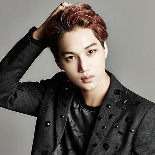 EXO Kai Hairstyles