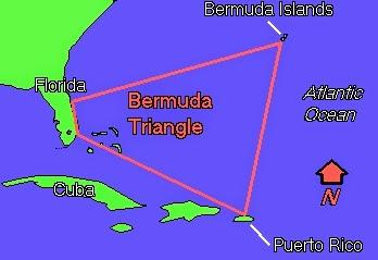 Ku ndodhet trekeneshi i bermudes