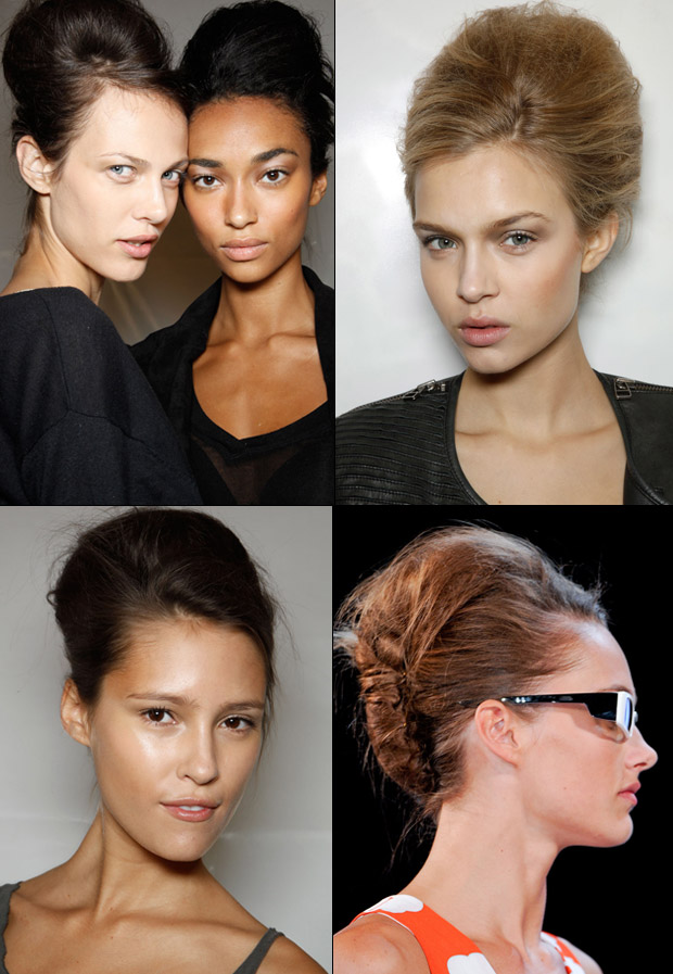 Double French twist