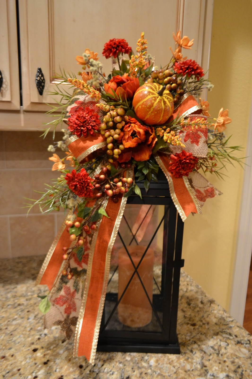 Kristen S Creations Halloween And Fall Lantern Swags