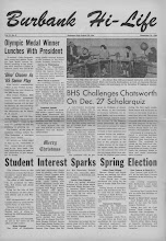 BHS Newspapers 1964-1967