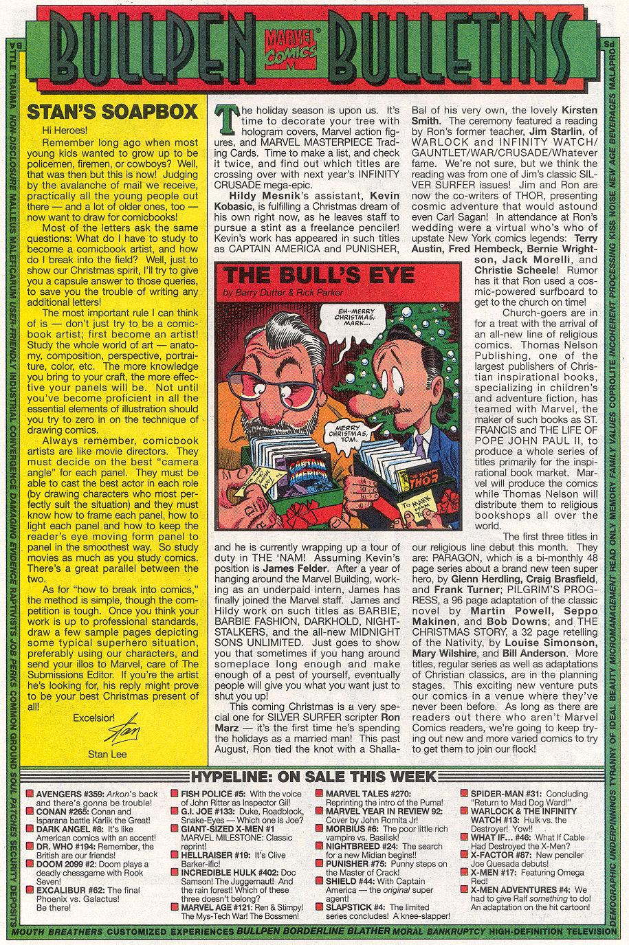 Conan the Barbarian (1970) Issue #265 #277 - English 23