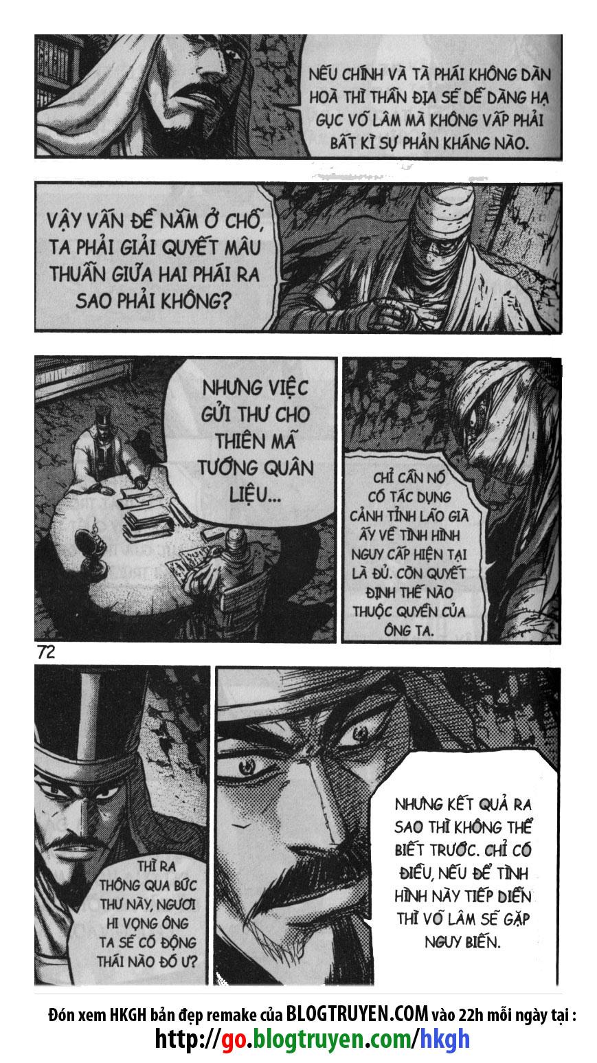 Hiệp Khách Giang Hồ chap 418 Trang 21 - Mangak.info