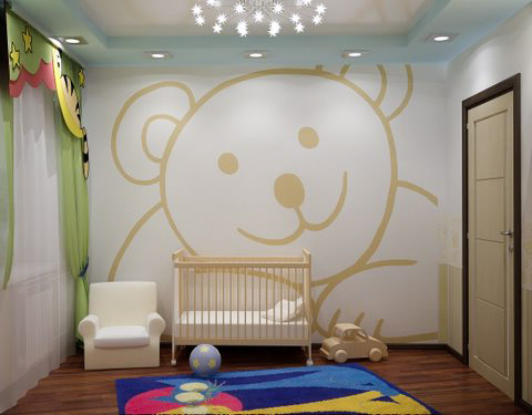 paint baby room color ideas