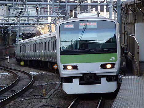 山手線 渋谷・品川方面行き