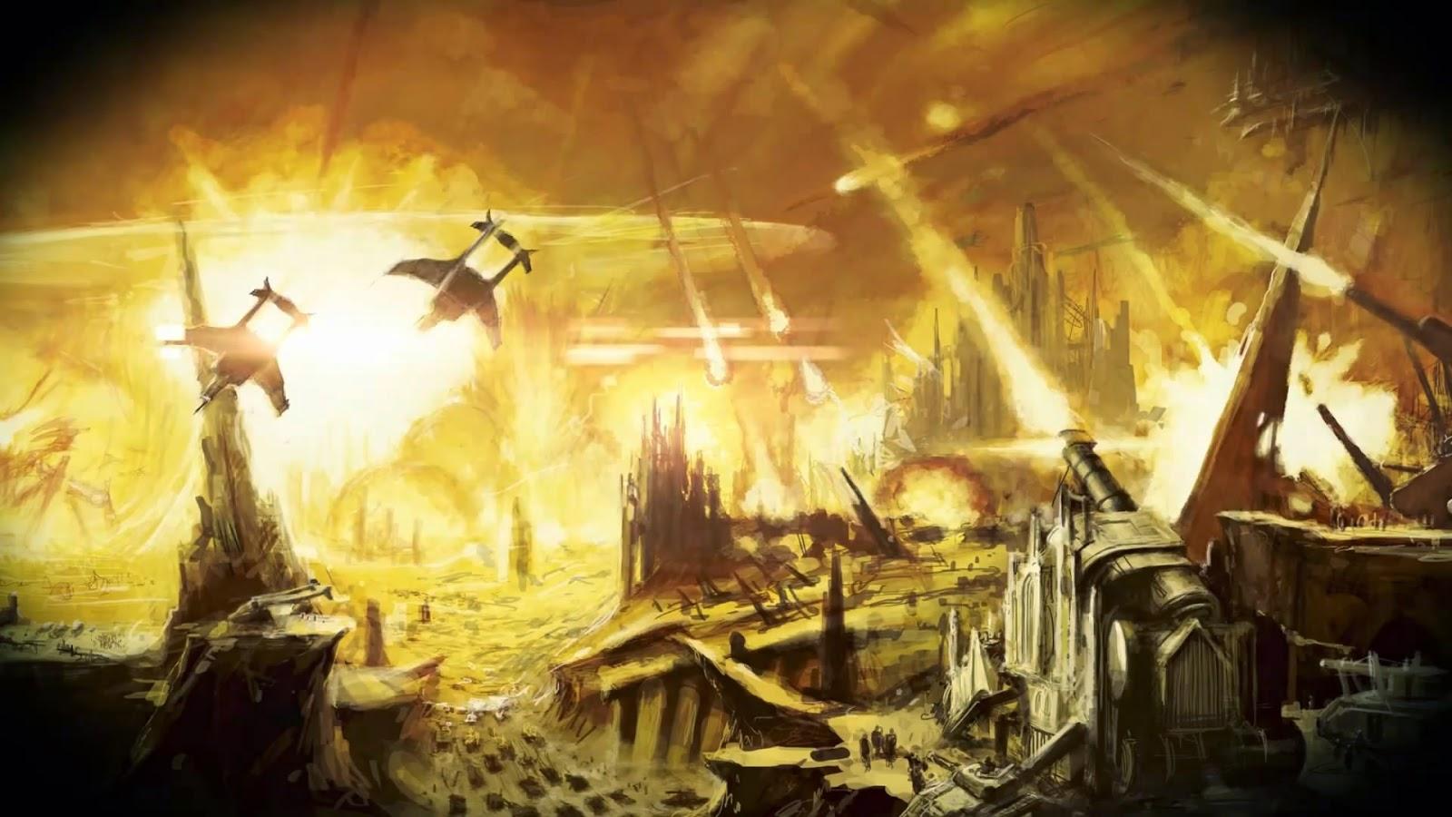La Gran Cruzada y el Astra Militarum, segunda parte