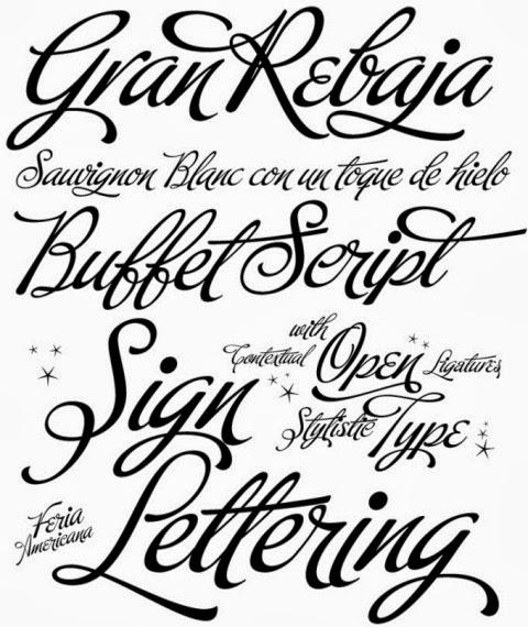 Script Handwriting Font